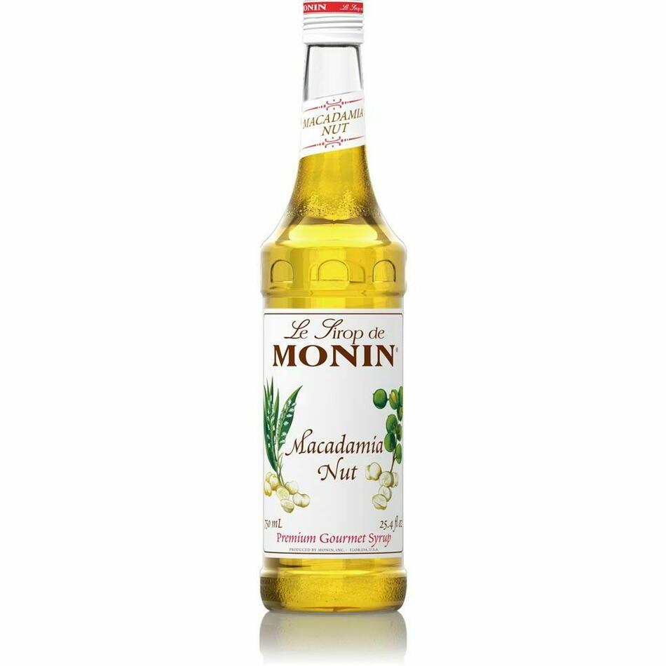 Monin Syrup Macadamia Fl 70