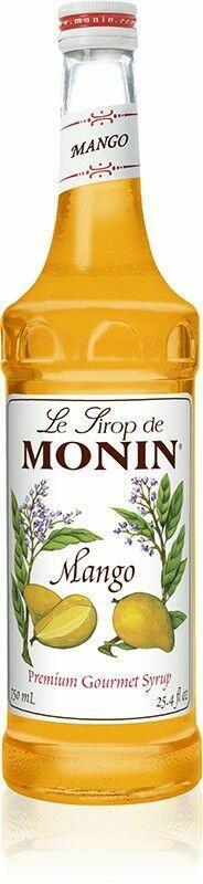 Monin Syrup Mango Fl 70