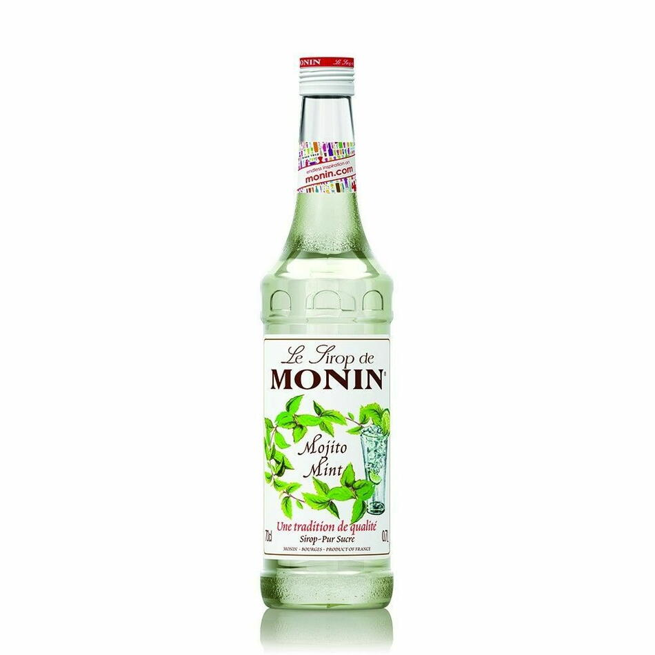 Image of   Monin Syrup Mojito Mint Fl 70