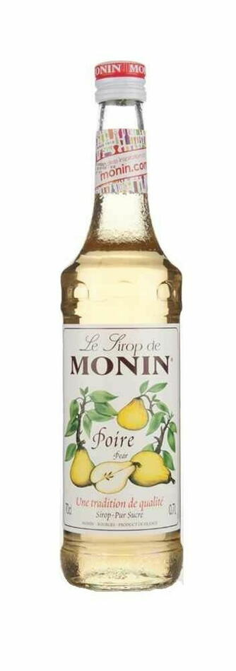 Image of   Monin Syrup Pear / Pære Fl 70