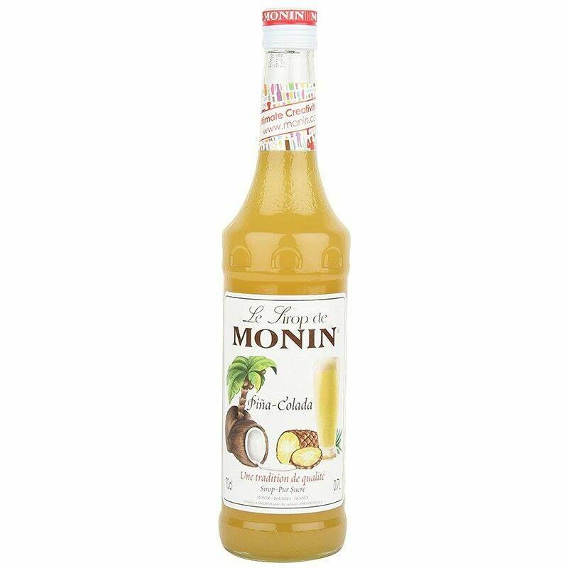 Monin Syrup Pina Colada Fl 70