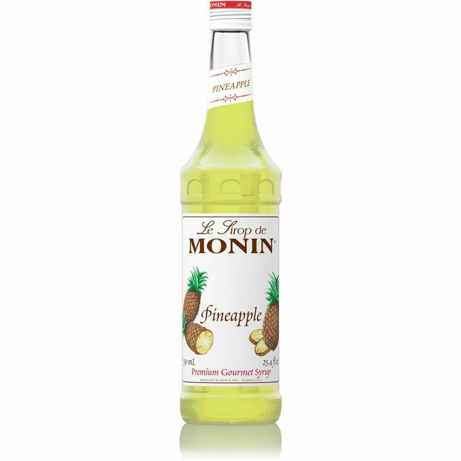 Monin Syrup Pineapple /Ananas Fl 70