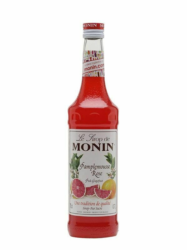 Monin Syrup Pink Grape Fl 70