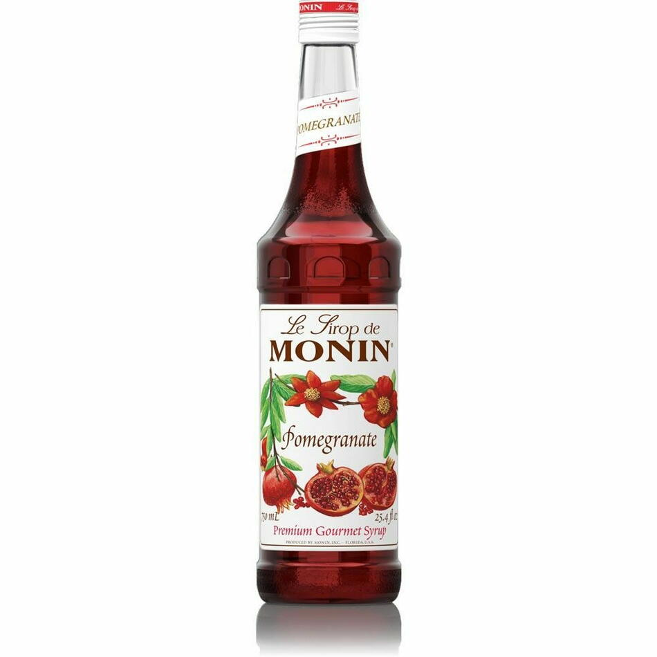 Monin Syrup Pomegranate / Granatæble Fl 70