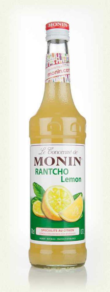 Monin Rantcho Lemon Juice Fl 70