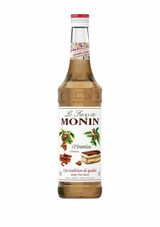Monin Syrup Tiramisu Fl 70