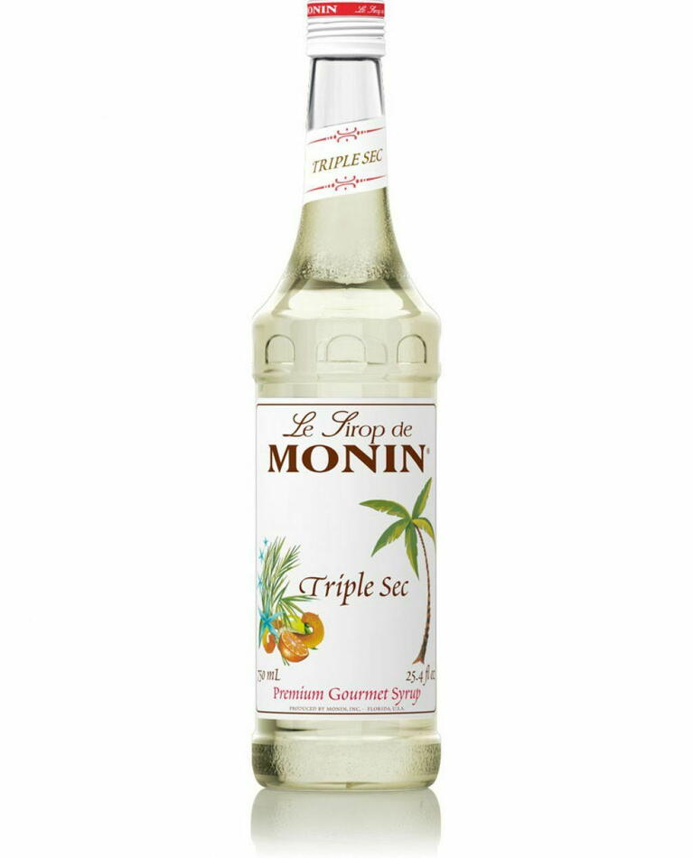 Monin Syrup Triple Sec Fl 70