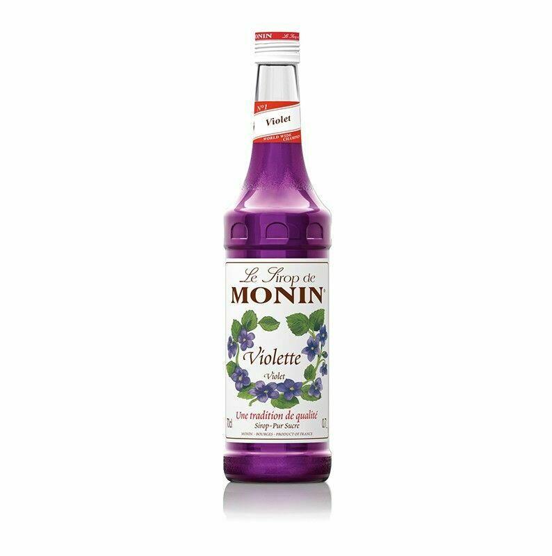 Monin Syrup Violet / Viol Fl 70
