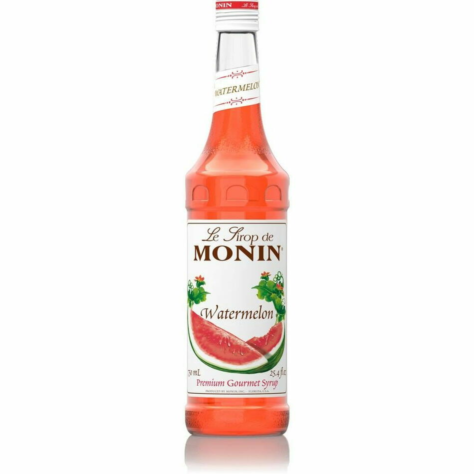Monin Syrup Watermelon / Vandmelon Fl 70