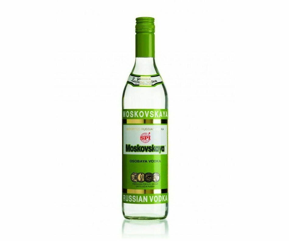 Image of   Moskovskaya Vodka Fl 70