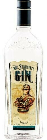 Mr. Stacher's Gin Fl 70