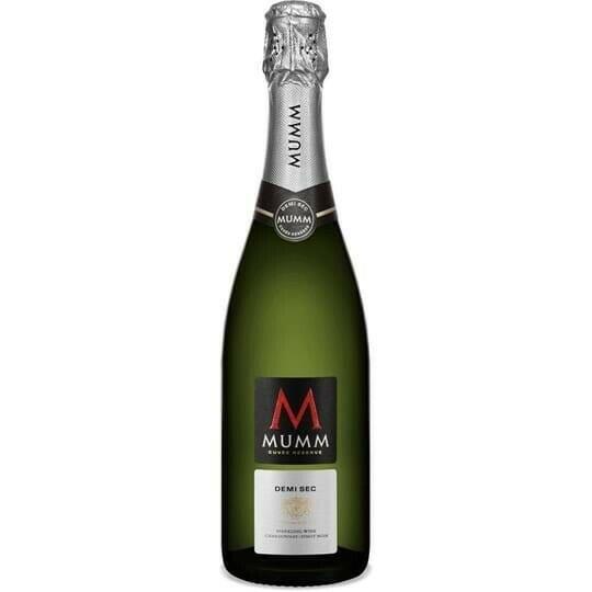 Image of   Mumm Champagne Demi-sec Fl 75