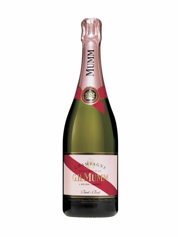 Mumm Champagne Range No.1 Pink Label Fl 75