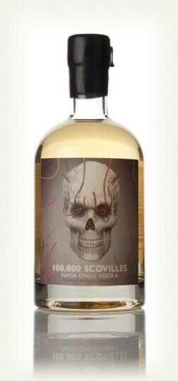 Image of   Naga Chili Vodka 100.000 Scovilles Fl 70