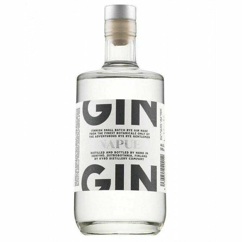 Napue Rye Gin Fl 50