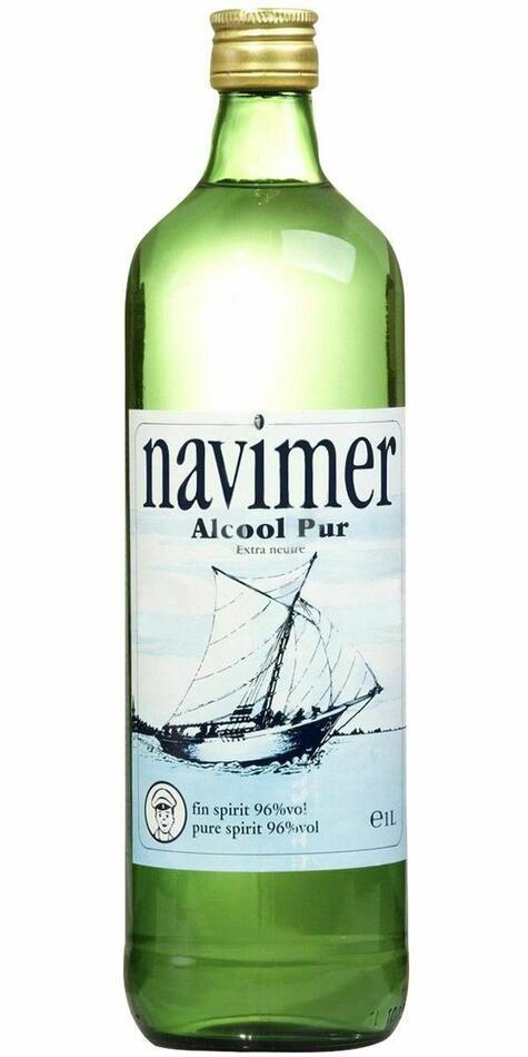 Image of   Navimer Pure Alc. Fl 100