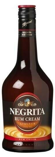 Billede af Negrita Rum Cream Liqueur FL 70