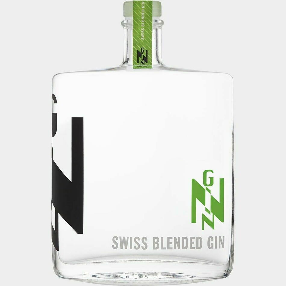 Nginious Swiss Blended Gin Fl 50cl