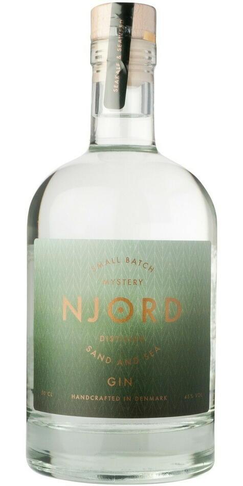 """Njord """"Sand & Sea"""" Gin Fl 50"""