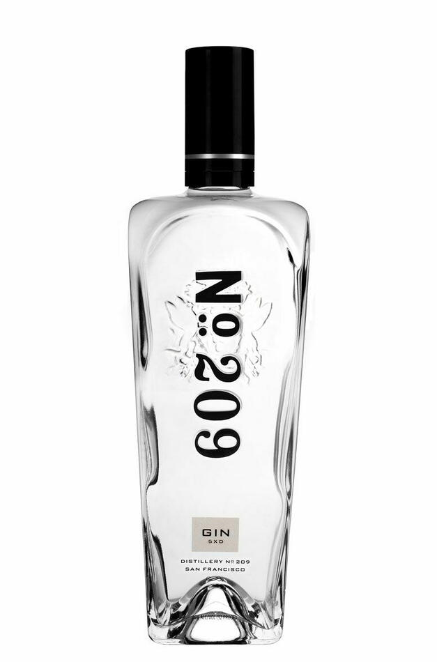 Image of   No. 209 Gin Fl 70cl
