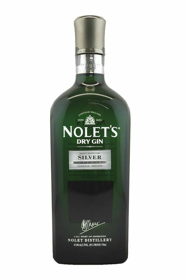 Nolets Silver Dry Gin Fl 70