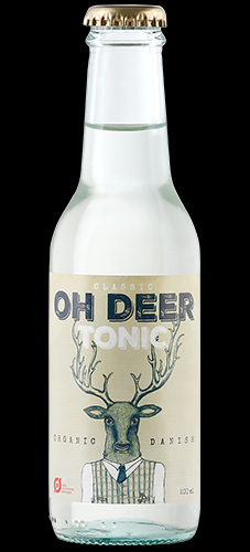 Image of   Oh Deer Tonic, Økologisk 20cl