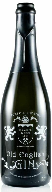 Old English Hammer & Son Gin Fl 70