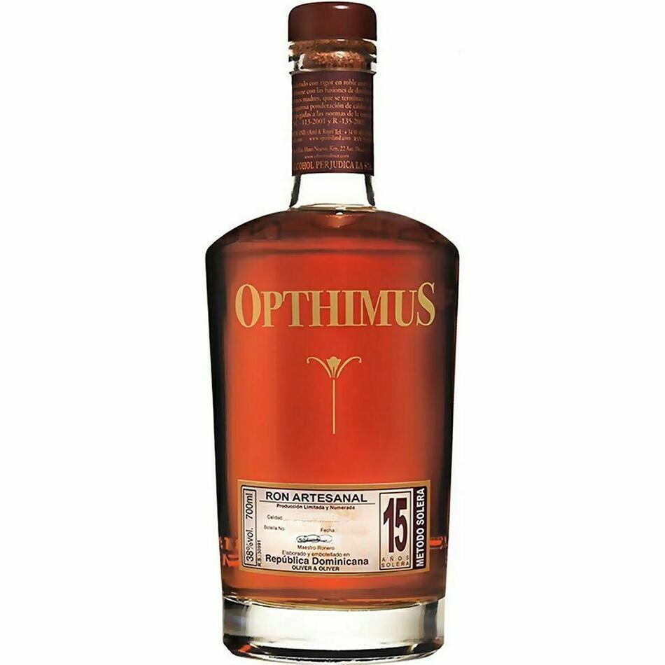 Opthimus Solera 15 Ron Dominicano Fl 70