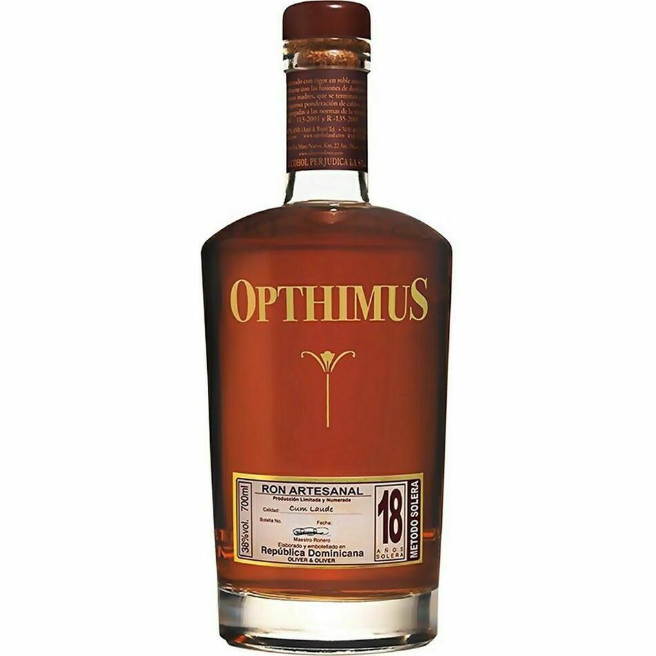Opthimus Solera 18 Ron Dominicano Fl 70