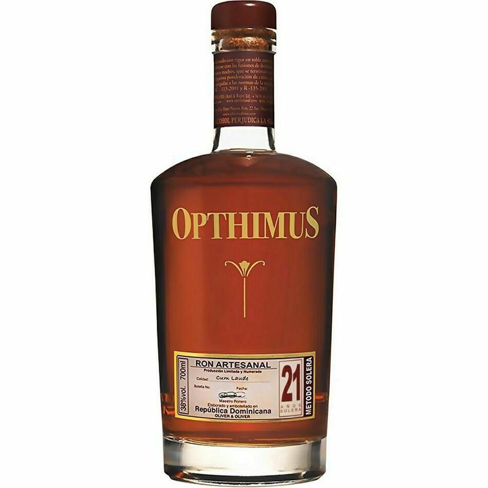 Opthimus Solera 21 Ron Dominicano Fl 70
