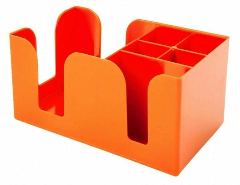 Bar Caddy - Orange