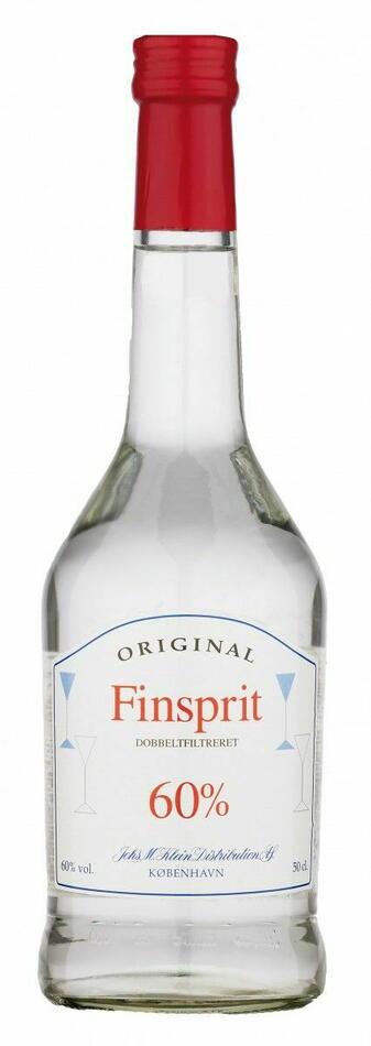 Original Finsprit Dobbeltfiltreret Fl 50