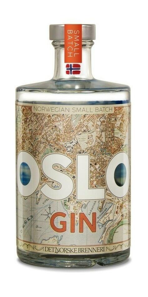 Oslo Gin Fl 50
