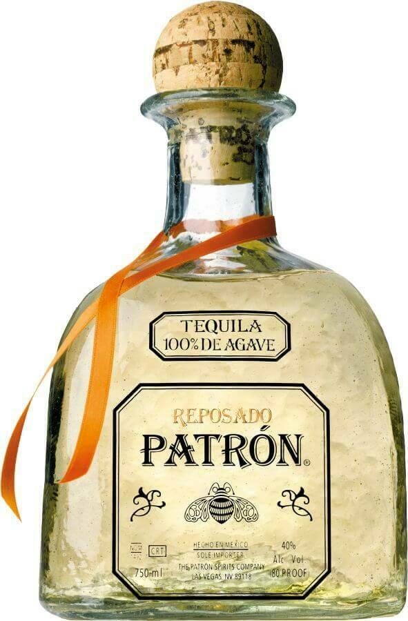 Billede af Patron Tequila Reposado