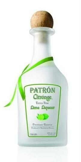 Patron Citrónge Lime Liqueur Fl 70