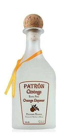 Image of   Patron Citrónge Orange Liqueur Fl 70