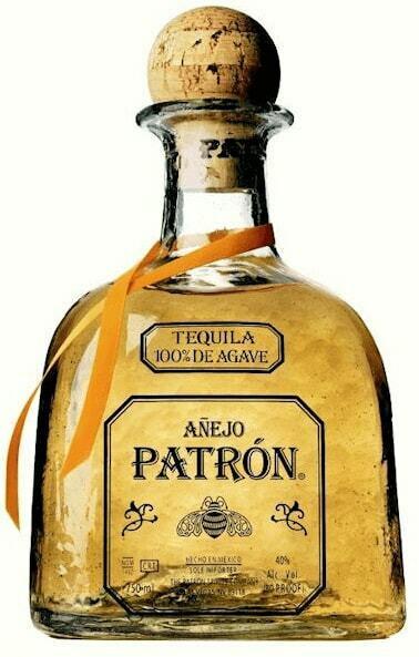 Billede af Patron Tequila Anejo