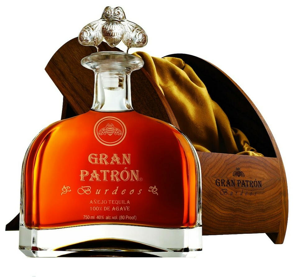 Image of   Patron Tequila Gran Burdeos Fl 70