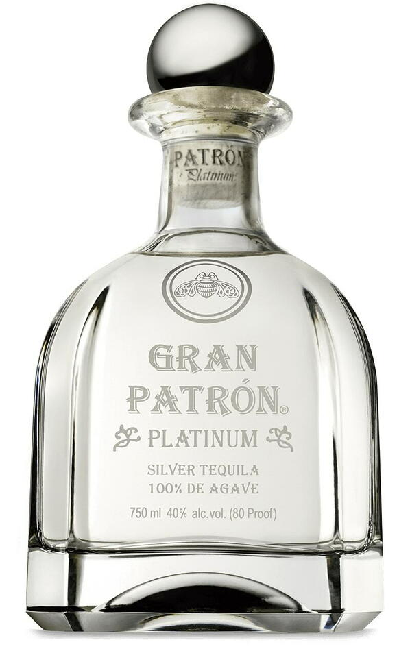 Image of   Patron Tequila Gran Platinum Fl 70