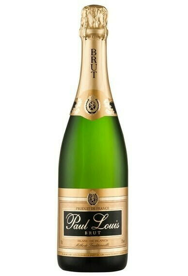 Paul Louis Blanc De Blancs Brut Fl 75