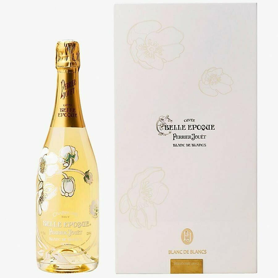 Perrier-jouët Belle Epoque Blanc De Blanc Fl 75