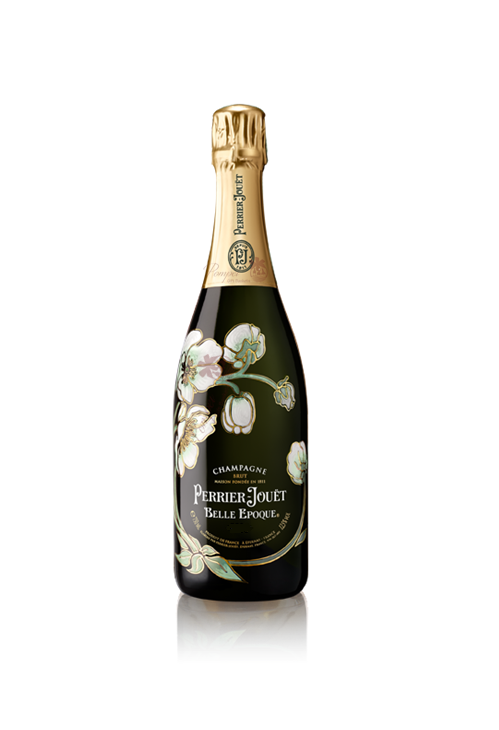 Perrier-jouët Champagne Belle Epoque Luminous Fl 75