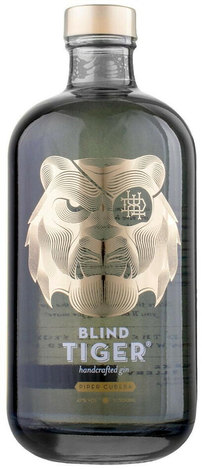 "Blind Tiger ""Piper Cubeba"" Gin Fl 50"