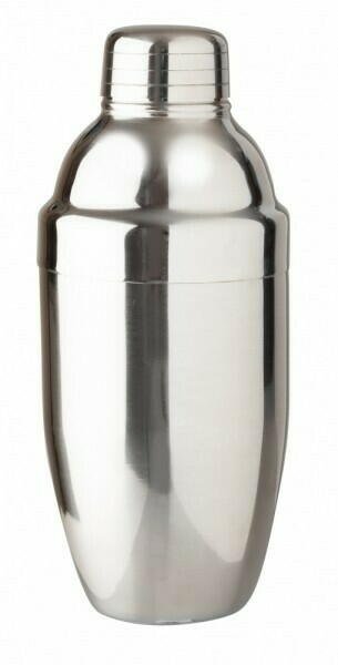 Piccolo Mini Shaker Rustfrit Stål - Mezclar