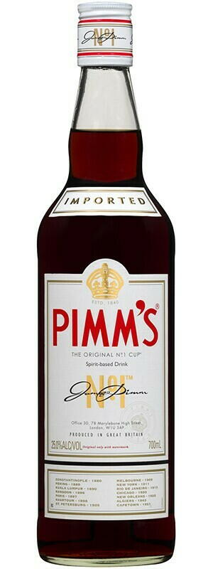 Image of   Pimm's No.1 Fl 70