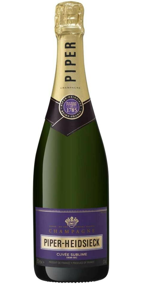 Image of   Piper-heidsieck Champagne Cuvee Sublime Demi-sec