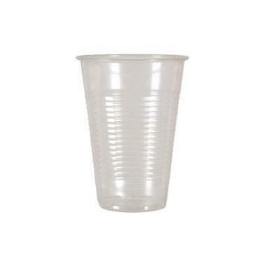 Billede af TORK, Plastglas 40 cl klar Riller 800stk