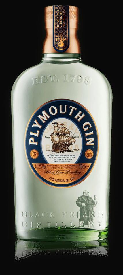 Plymouth Gin Fl 70