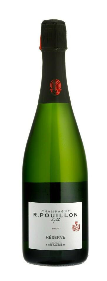 Champagne R. Pouillon Brut Reserve