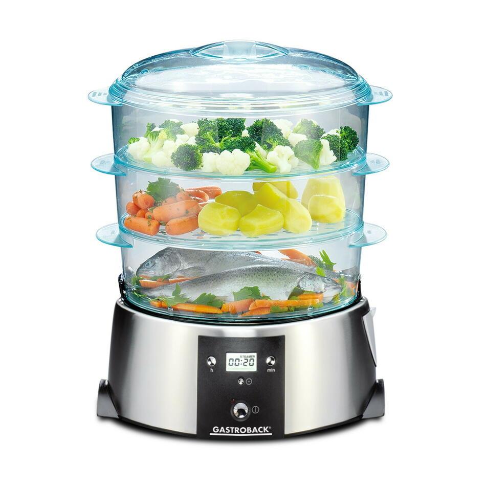 Image of   Gastroback Design Steamer